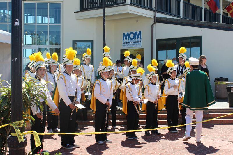 Festa em Monterey