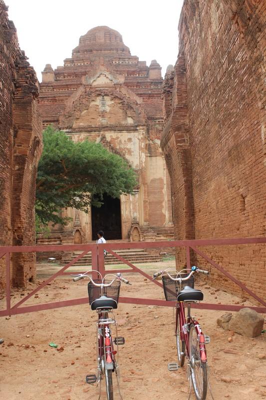 Nossas bicicletas