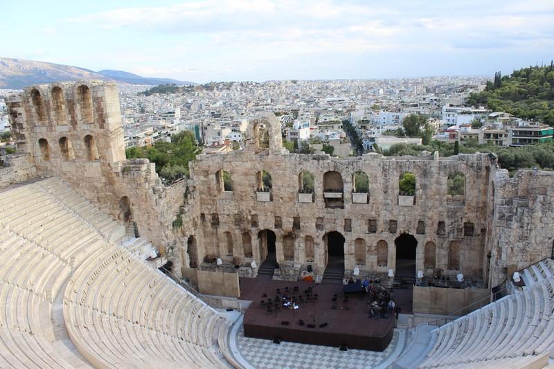 Teatro de Herodes Atticus