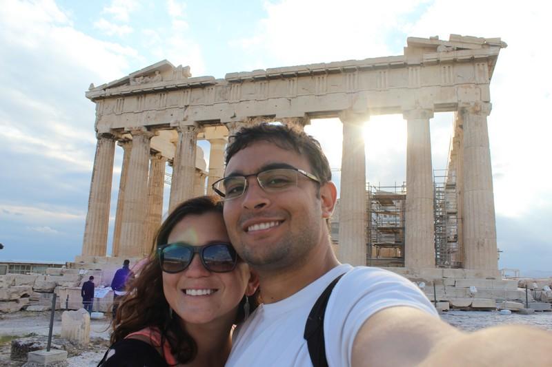 Partenón, o lugar que mais sonhei em conhecer no Mundo
