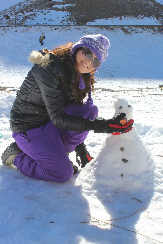 Fazendo meu Olaf