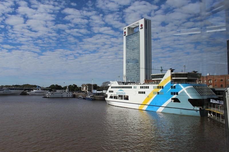 Barco do Buquebus
