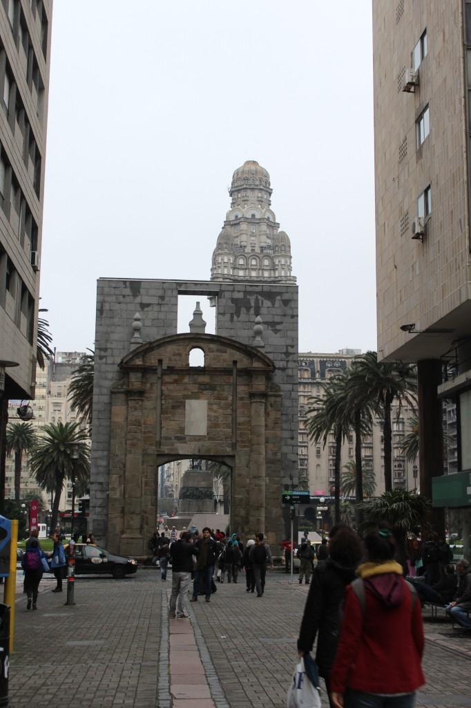 Puerta de la Cidadela