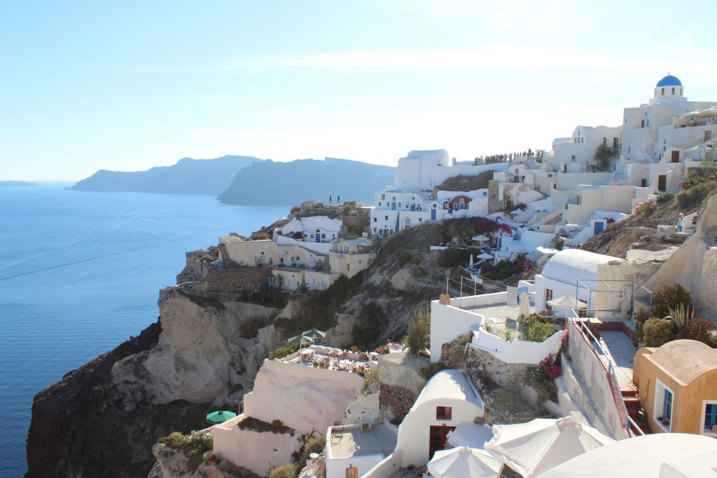 Santorini: o lugar mais romântico do Mundo