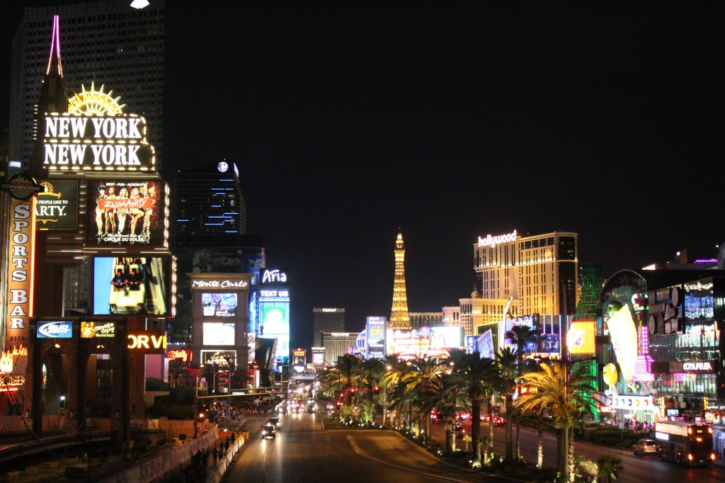 Las Vegas é a cidade onde tudo pode acontecer, inclusive, muitos casamentos