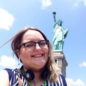 Nary Leandro testou o AirBnb em Nova York