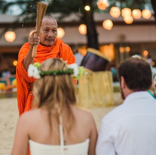 Casamento da Iara e o Eberson na Tailândia