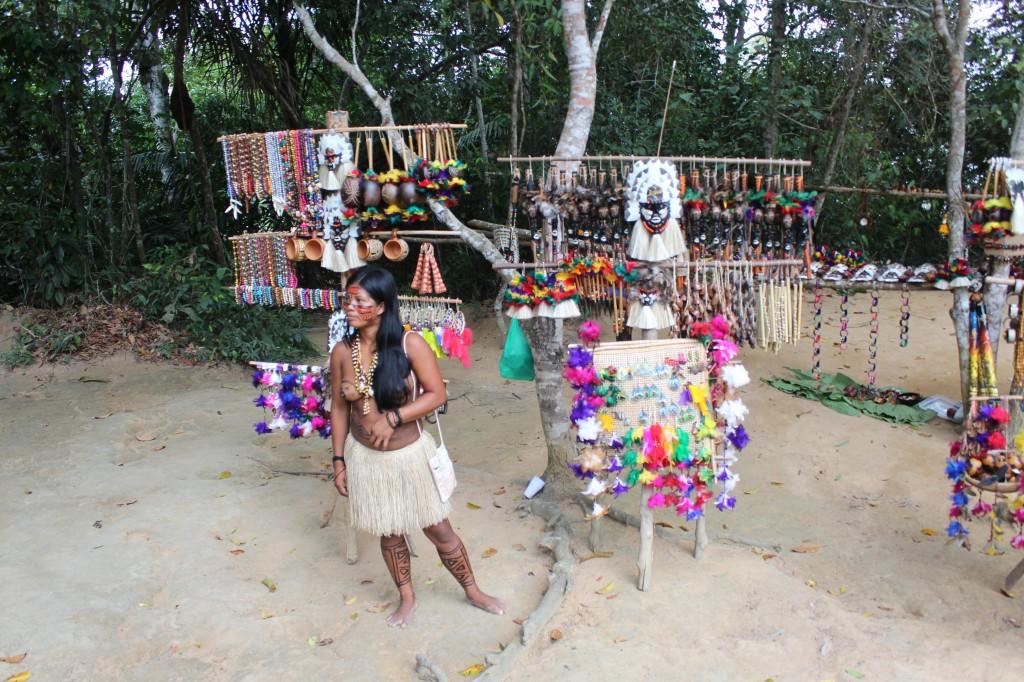 Artesanato indígena