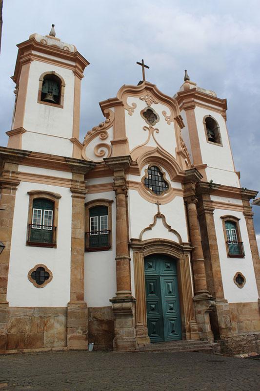 Igreja N. S. do Pilar