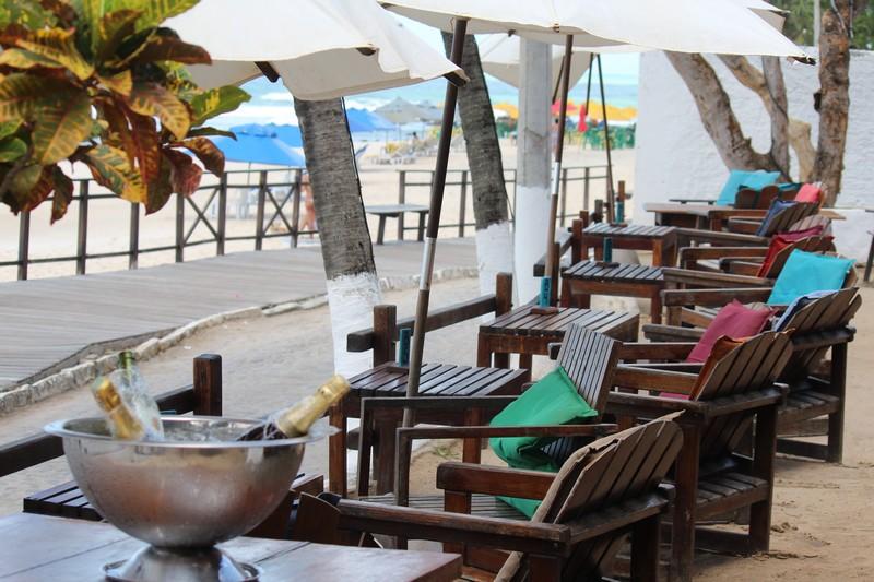 Pipa Beach Club tem uma das melhores vistas para a praia da Pipa