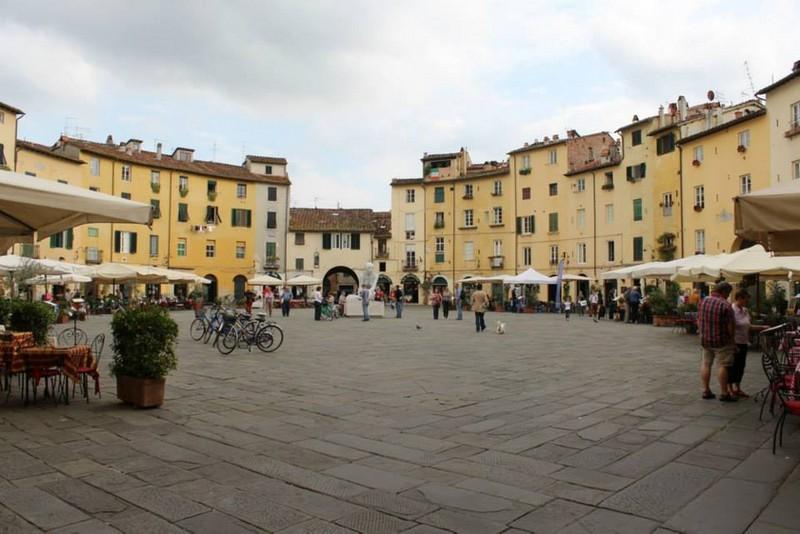 Piazza dell´Anfiteatro