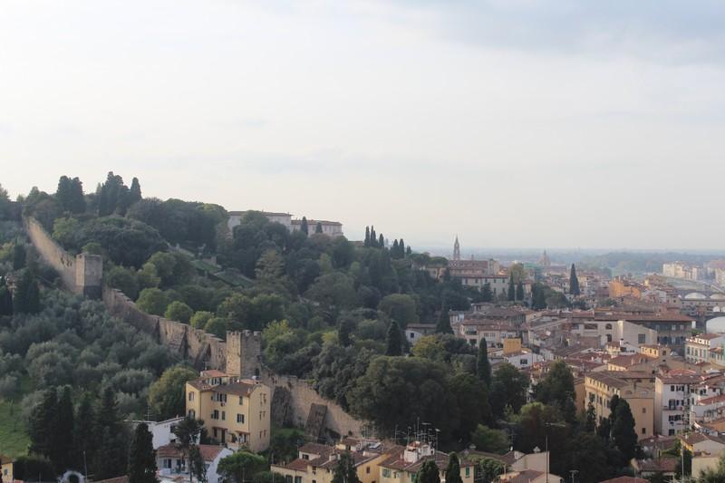 Muralhas de Florença