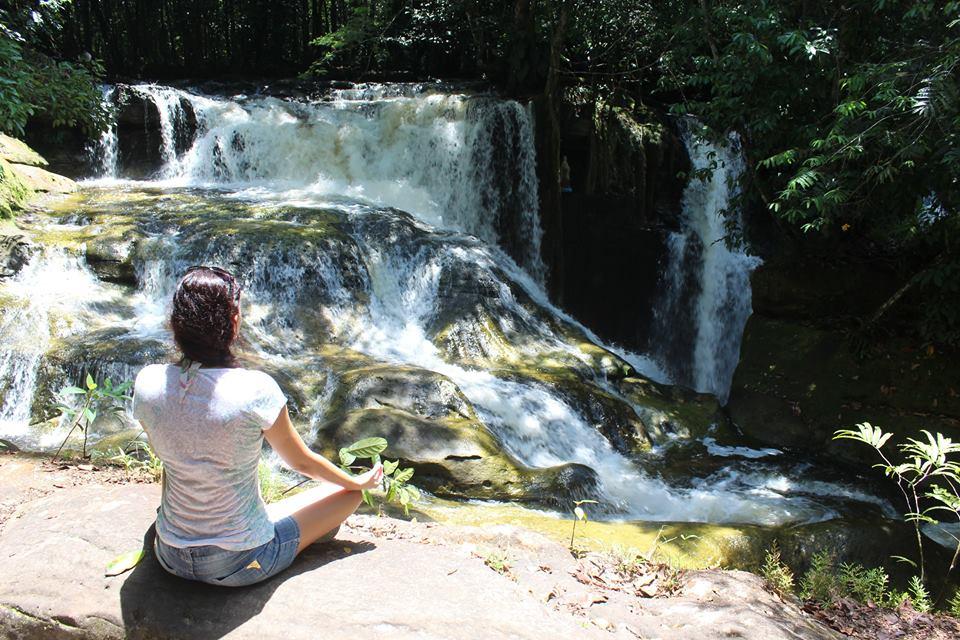 Em Presidente Figueiredo, Amazonas