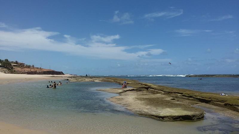 Sibaúma: praia paradisíaca ao lado de Pipa-RN | Compartilhe Viagens