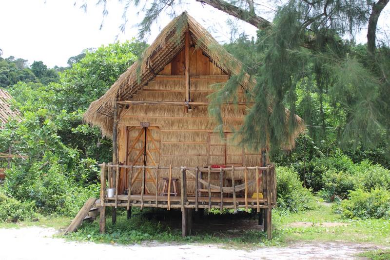 Chalé em Koh Rong