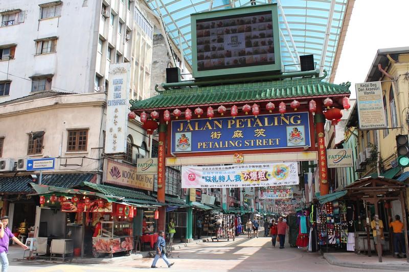 Chinatown em KL
