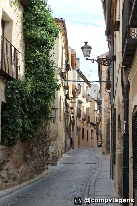 Ruas de Segóvia