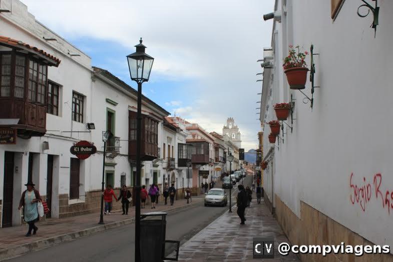 Ruas de Sucre