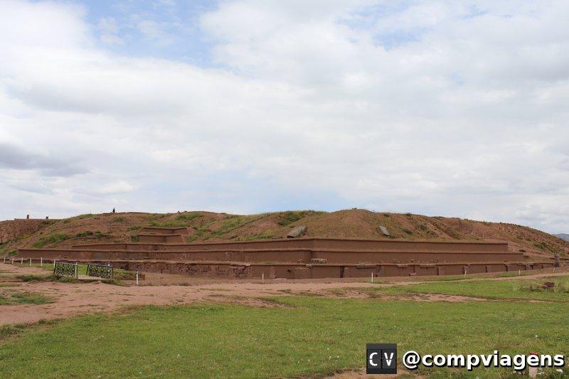 Pirâmide de Akapana