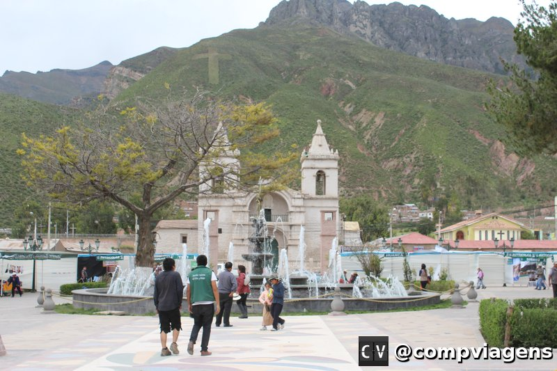 Praça de Chivay