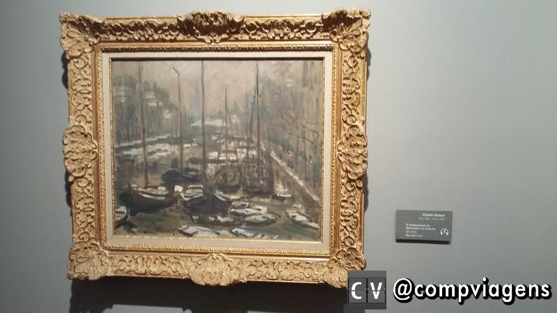Tela de Claude Monet