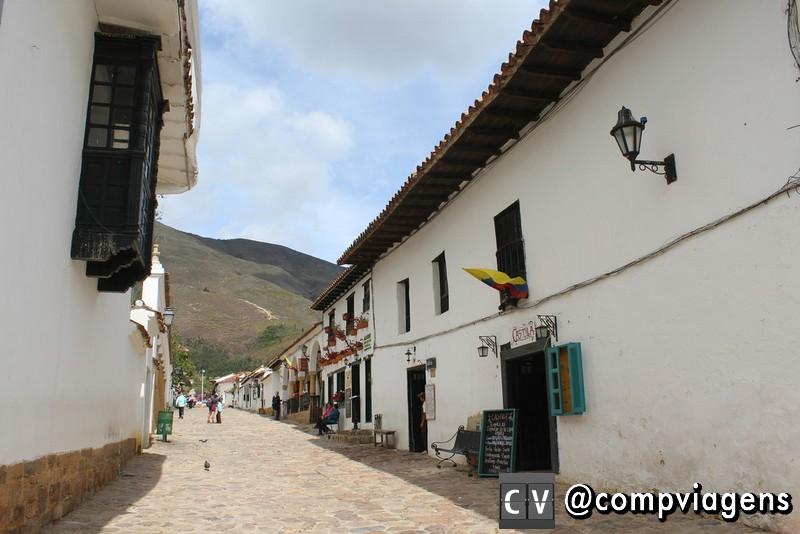 Ruas de Villa de Leyva