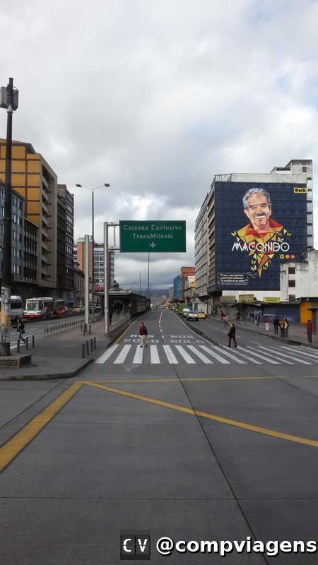 Rua de Bogotá
