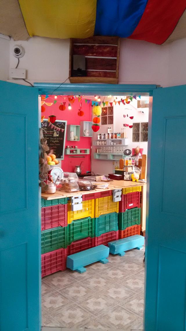 Hostal Cosu: café criativo