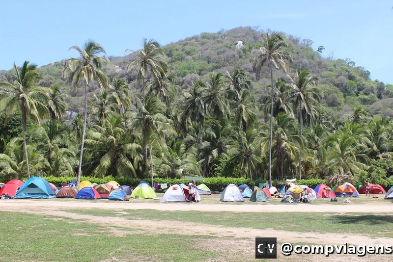 Camping de Cabo San Juan