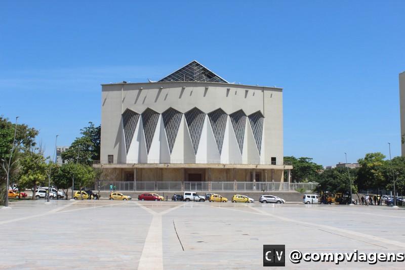 Fachada da Catedral de Barranquilla