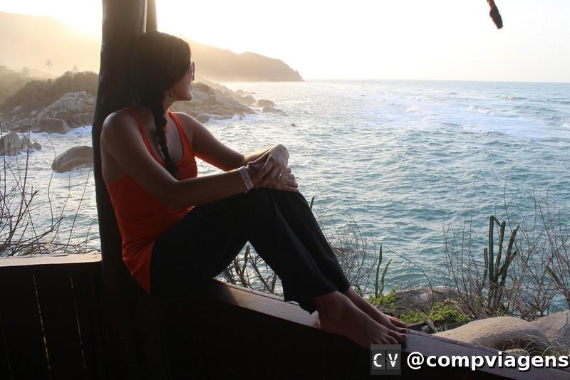 Pôr do sol em Cabo San Juan