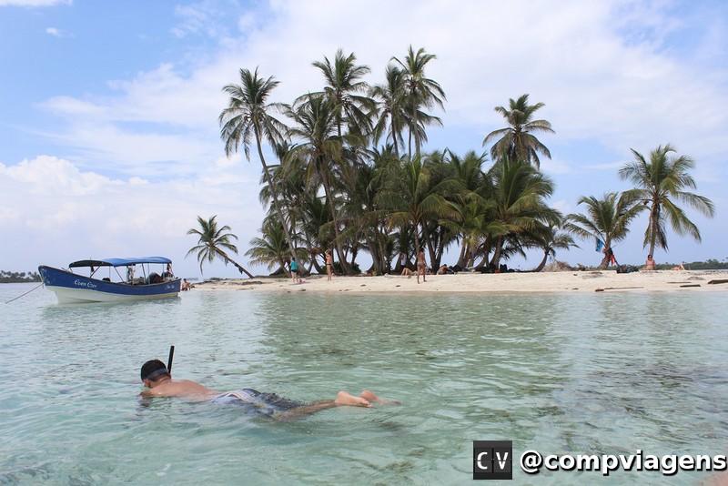 Snorkelling na Isla Pelicano