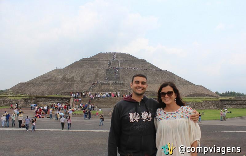 Pirâmides do México