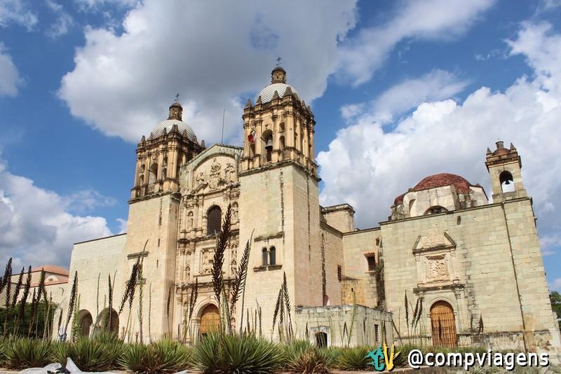 Igreja em Oaxaca