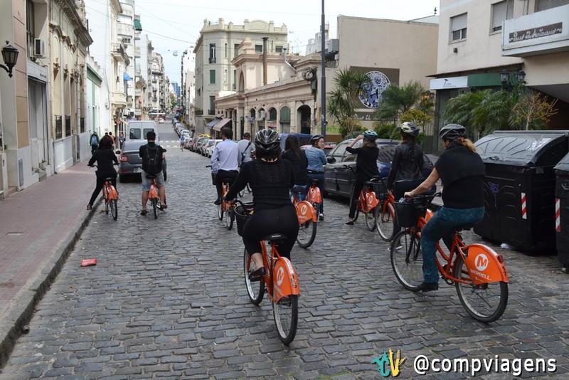 City Tour Bike, um jeito diferente de conhecer Buenos Aires