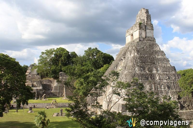 Parque Nacional de Tikal, Guatemala