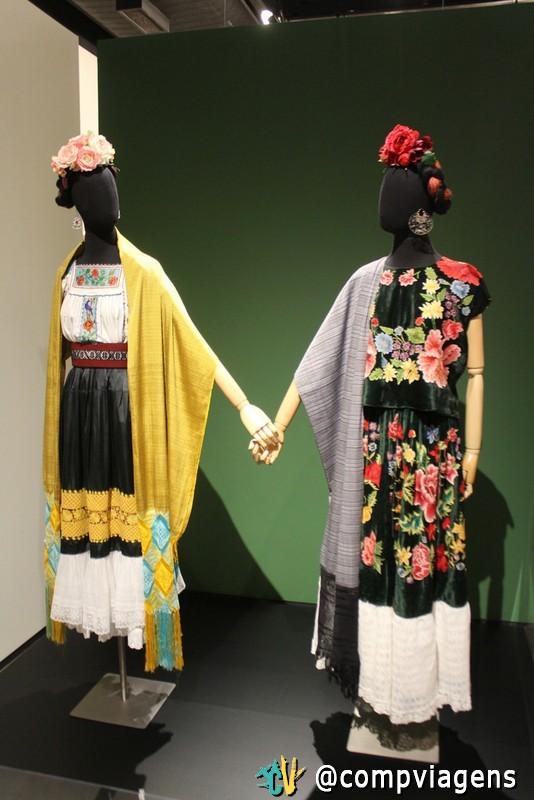 Roupas de Frida