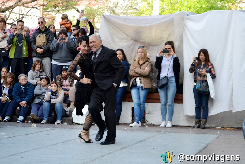 Tango feirinha de San Telmo