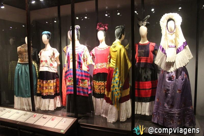 Vestidos de Frida