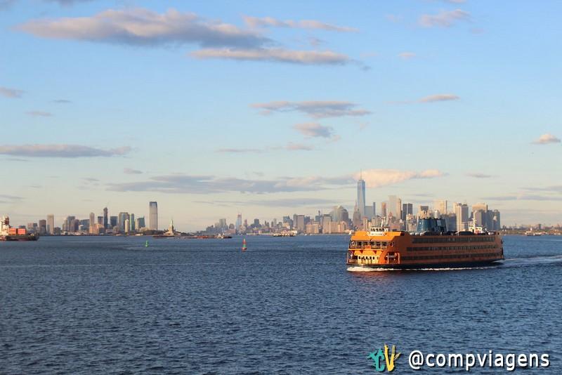 Ferry para Staten Island