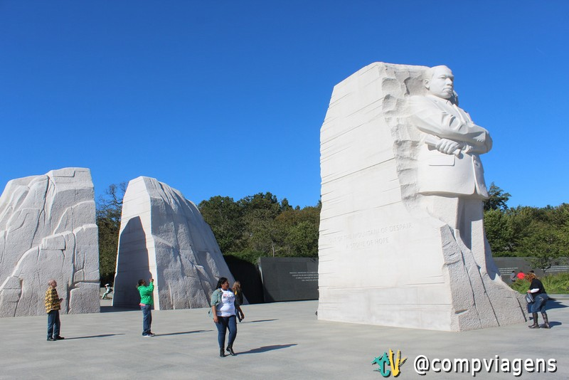 Memorial de Martin Luther King Jr