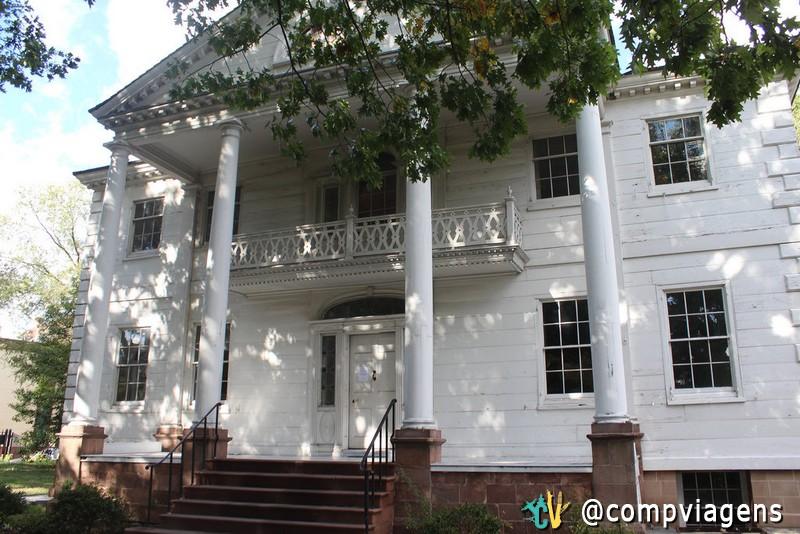 Moris-Jummel Mansion