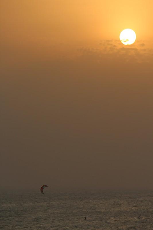 Pôr-do-sol de Jericoacoara