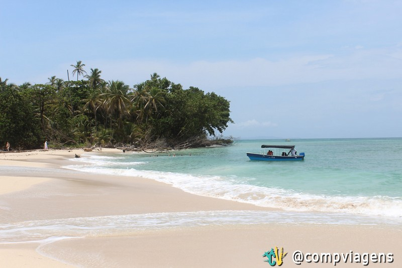 Cayo Zapatilla, Isla Bastimento