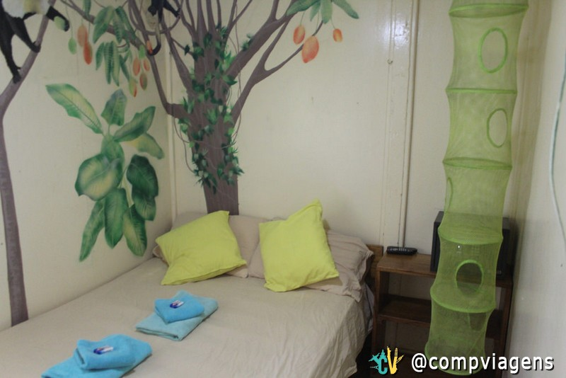 Panama´s Paradise Saigoncito - quarto