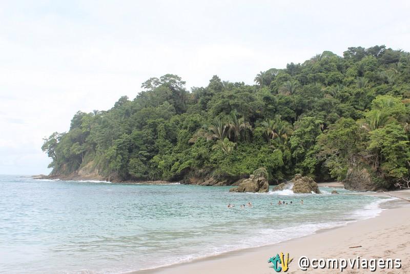 Playa de Manuel Antonio: eleita uma das melhores do mundo