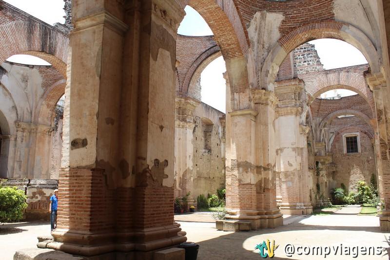 Ruínas da Catedral