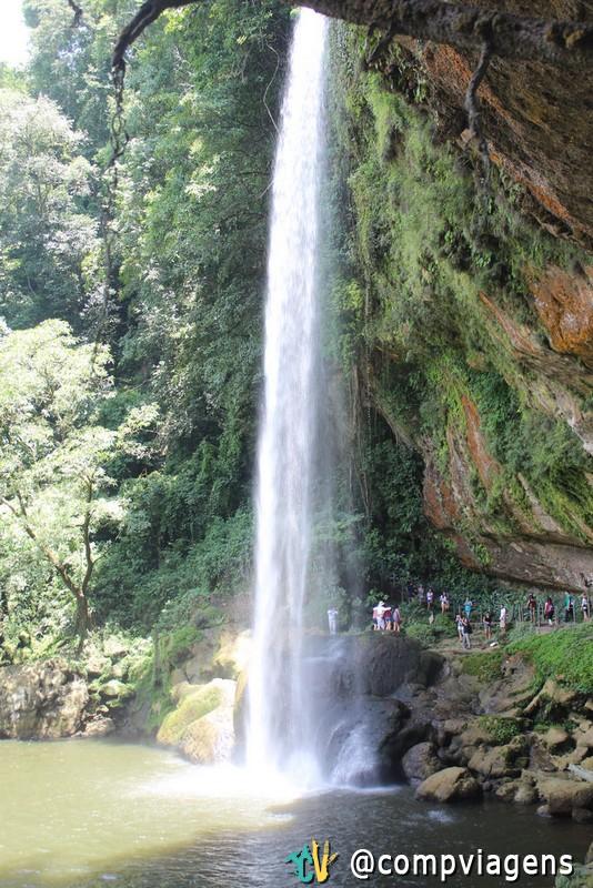 Cachoeira de Misol-Ha