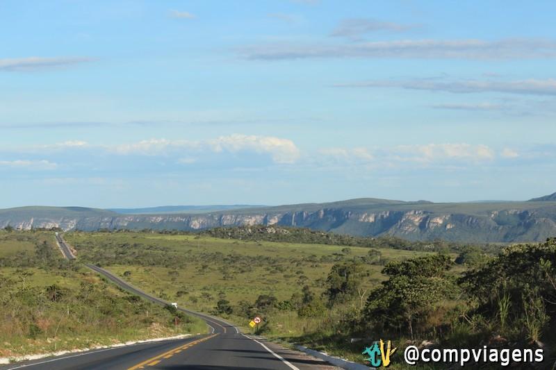 Estrada de Cavalcante - Alto Paraíso