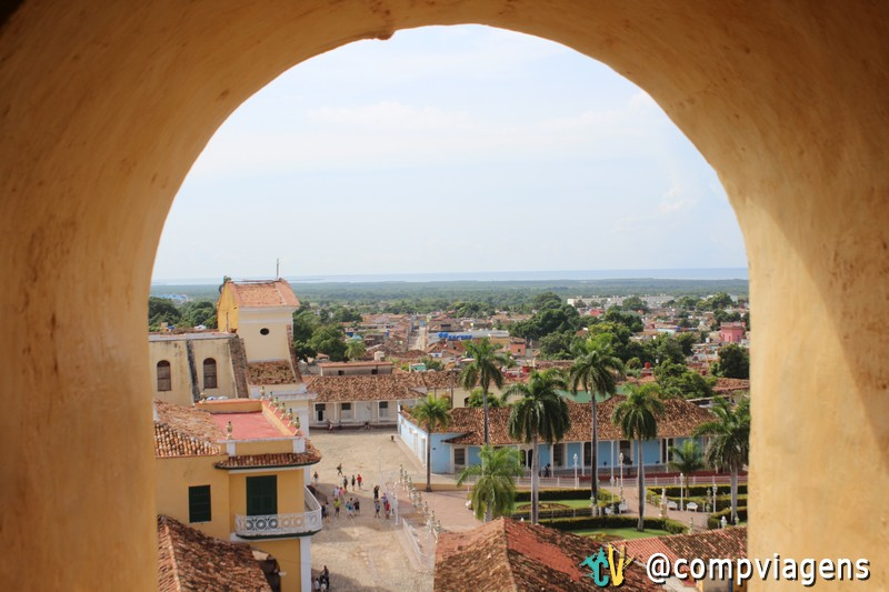 Vista do Museu Nacional de la Lucha Contra Bandidos
